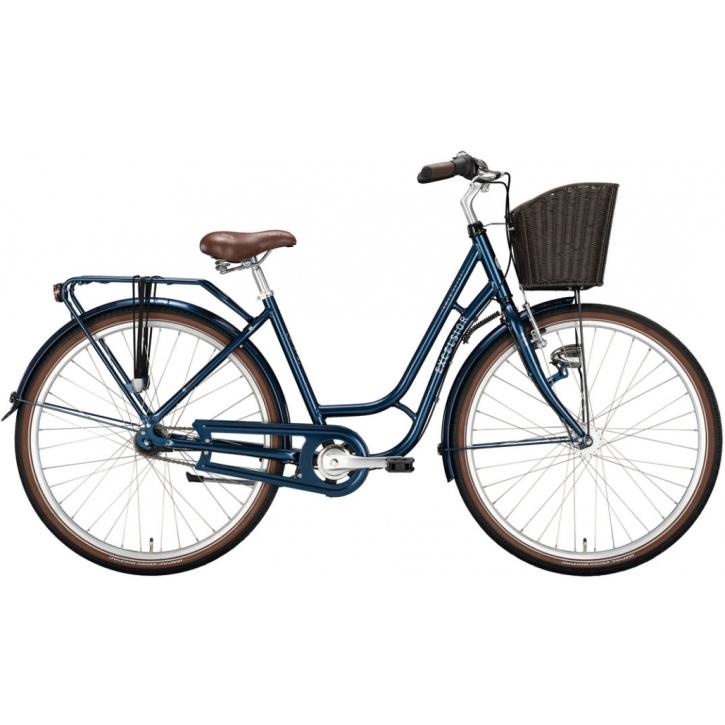 Excelsior Swan-Retro Alu 7-Gg. 53cm / dark blue