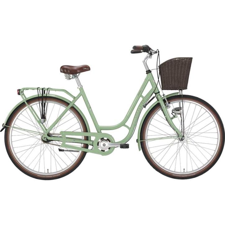 Excelsior Swan-Retro Alu 7-Gg. 48cm / pale green