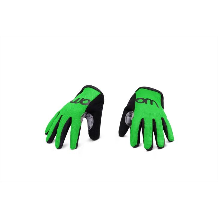 Woom TENS Radhandschuhe green / 5
