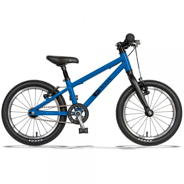 KUbikes 16 MTB blau