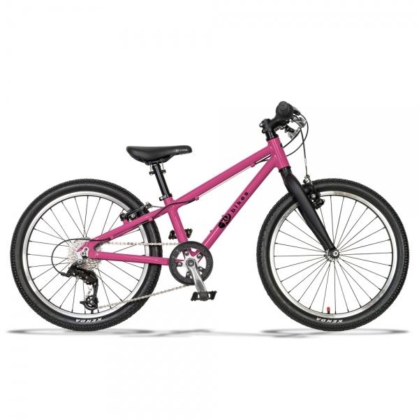 Kubikes 20S MTB lasur pink