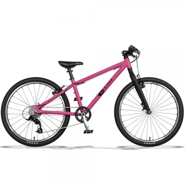Kubikes 24L MTB lasur pink