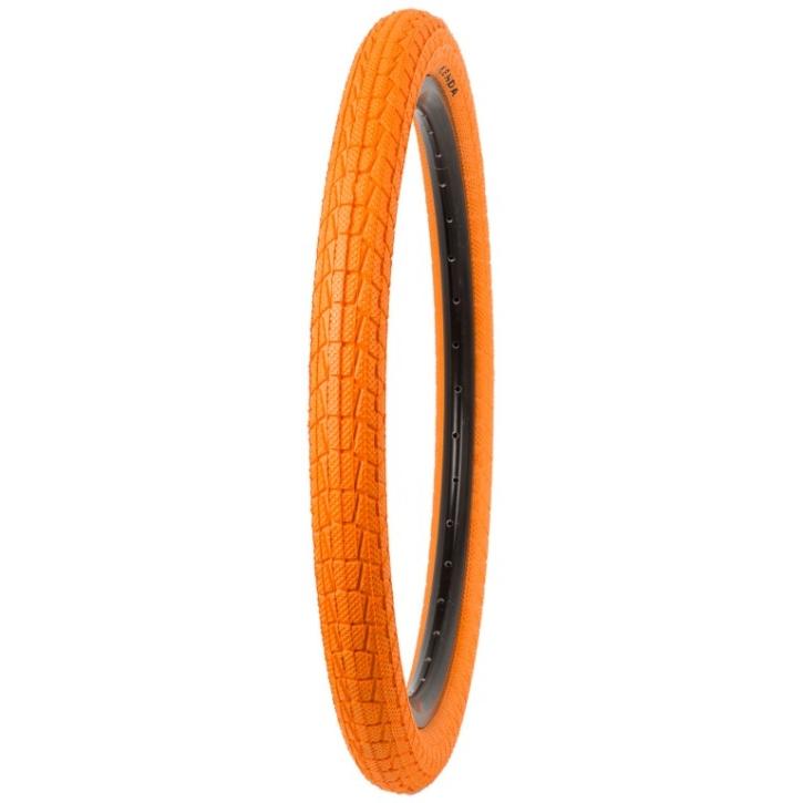 """Kenda Krackpot 20"""" Reifen orange"""