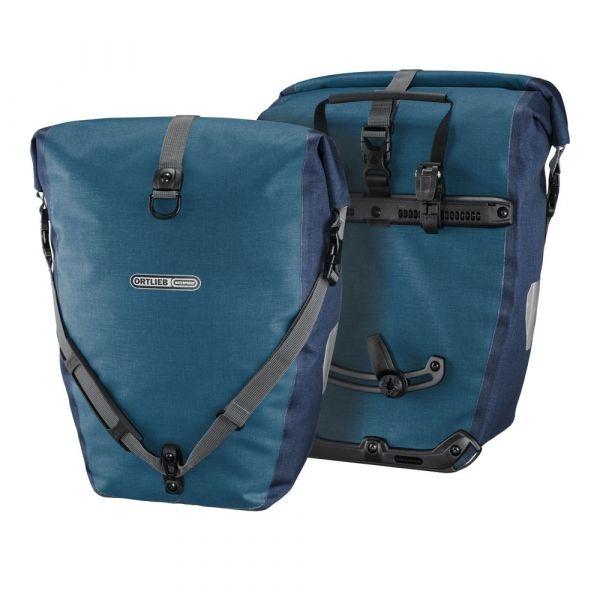 ORTLIEB Back-Roller Plus, 2 x 20 l. Denim - Steel Blue