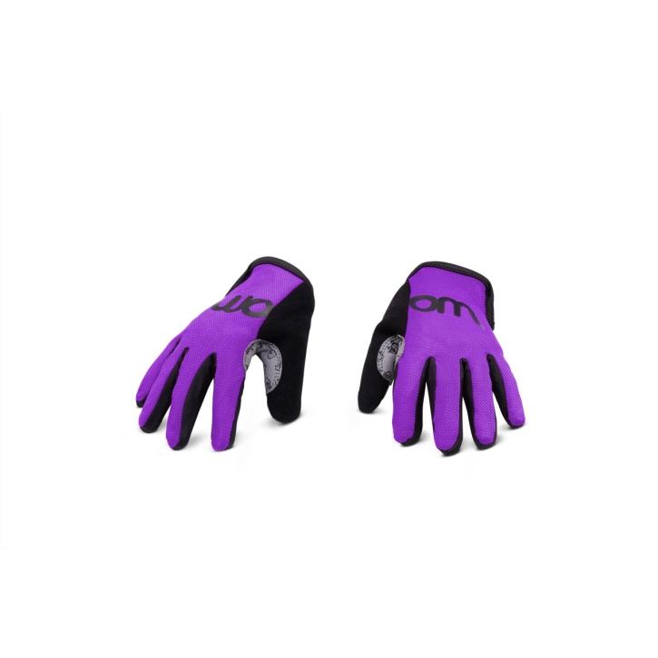 Woom TENS Radhandschuhe purple haze / 5