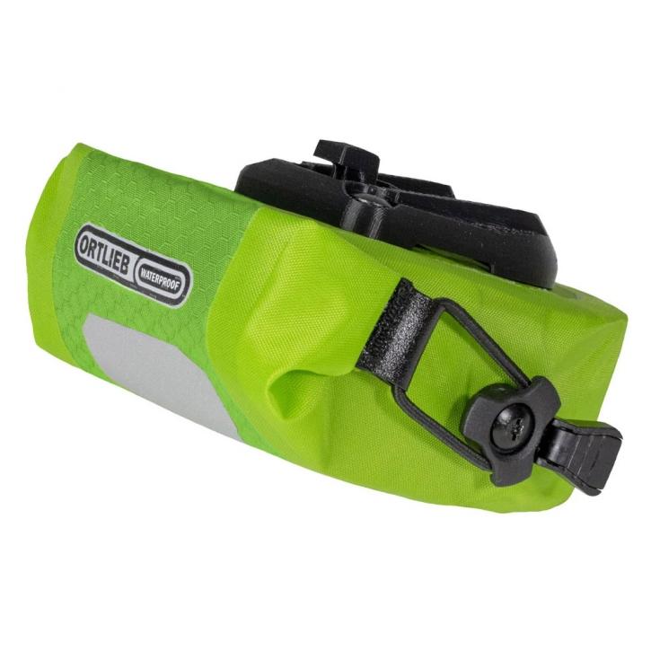 Ortlieb Micro Satteltasche 0,8l green-lime