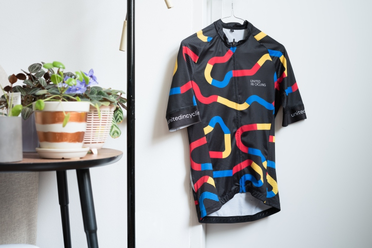 United In Cycling Trikot, Kinder
