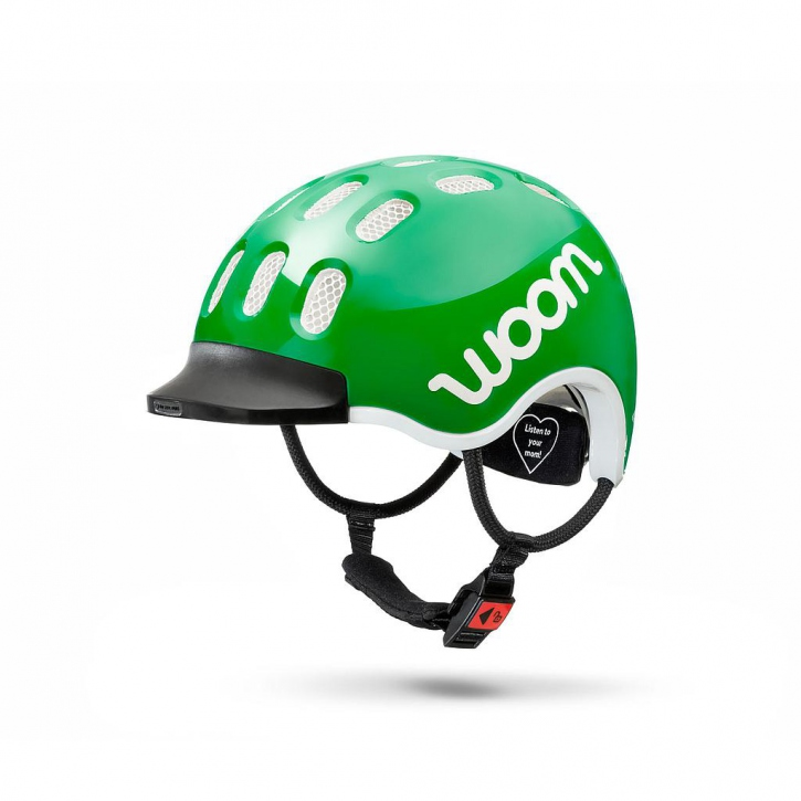 Woom KIDS Helm green / L