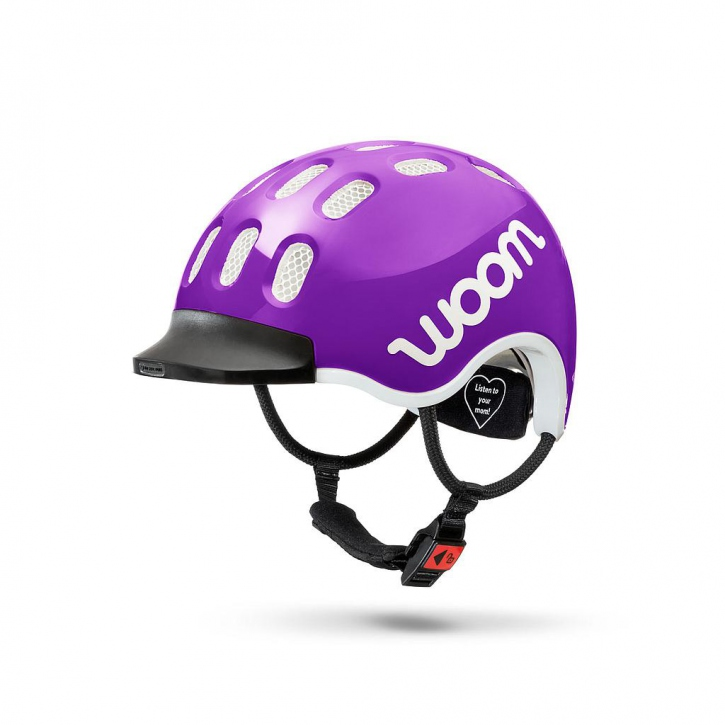 Woom KIDS Helm purple haze / L