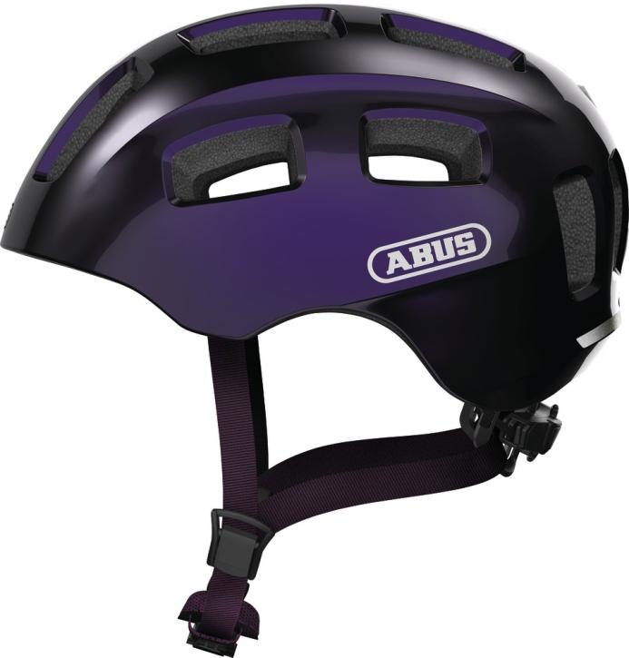 ABUS Youn-I 2.0 S / black violet