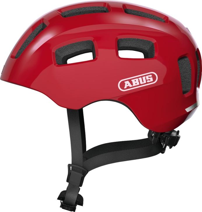 ABUS Youn-I 2.0 S / blaze red