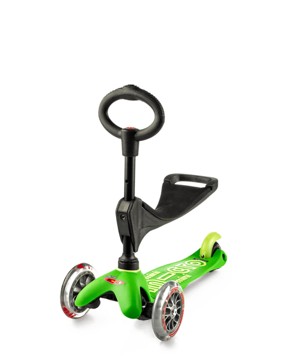 MICRO Mini 3in1 green