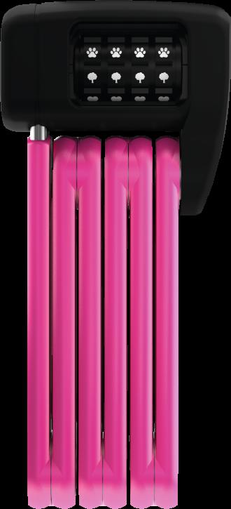 Abus Bordo Lite Mini 6055C/60 pink
