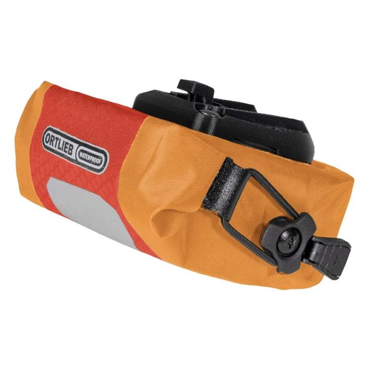 Ortlieb Micro Satteltasche 0,8l red-orange