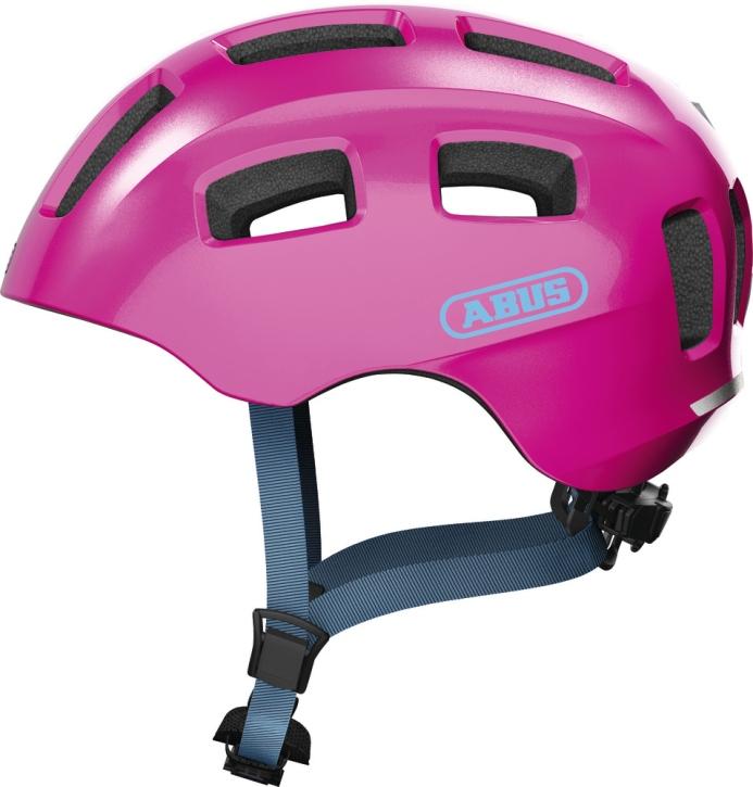 ABUS Youn-I 2.0 M / sparkling pink