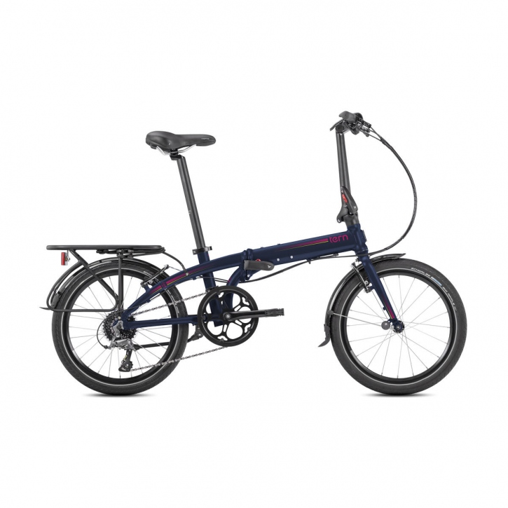 Tern Link D8 midnight blue