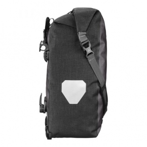 ORTLIEB Back-Roller Plus, 2 x 20 l. Granite - Black