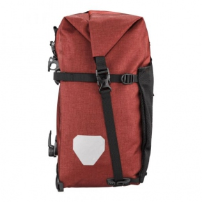 Ortlieb Back-Roller Pro Plus 2 x 35 + 4l., signal red - dark chili