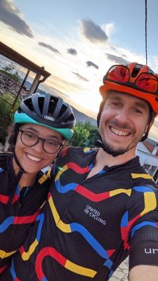United In Cycling Trikot, Männer XL