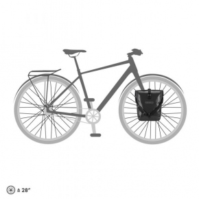 Ortlieb Sport Roller Free, 2 x 12,5l. black